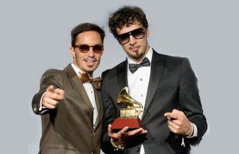 Ganamos nuestro primer Latin Grammy!!!!