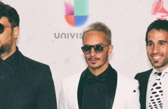 Ganamos dos Latin Grammys!!!