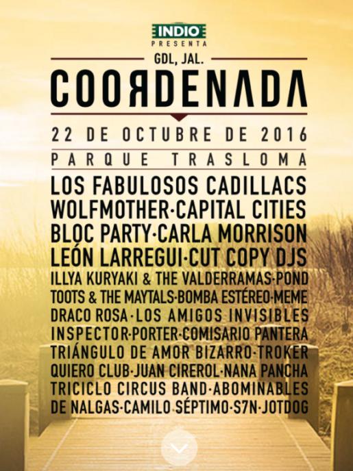 Festival Coordenada
